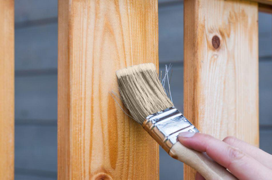 L'entretien d'un portail bois