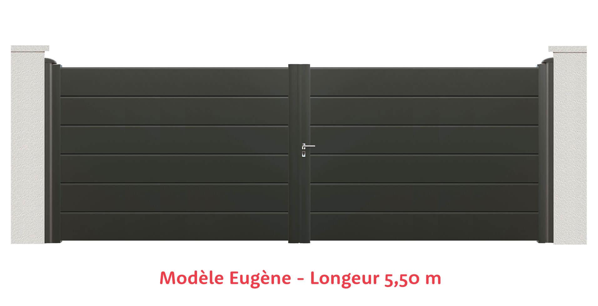 Modèle Eugène - Longueur 5,50 mètres - Cofreco
