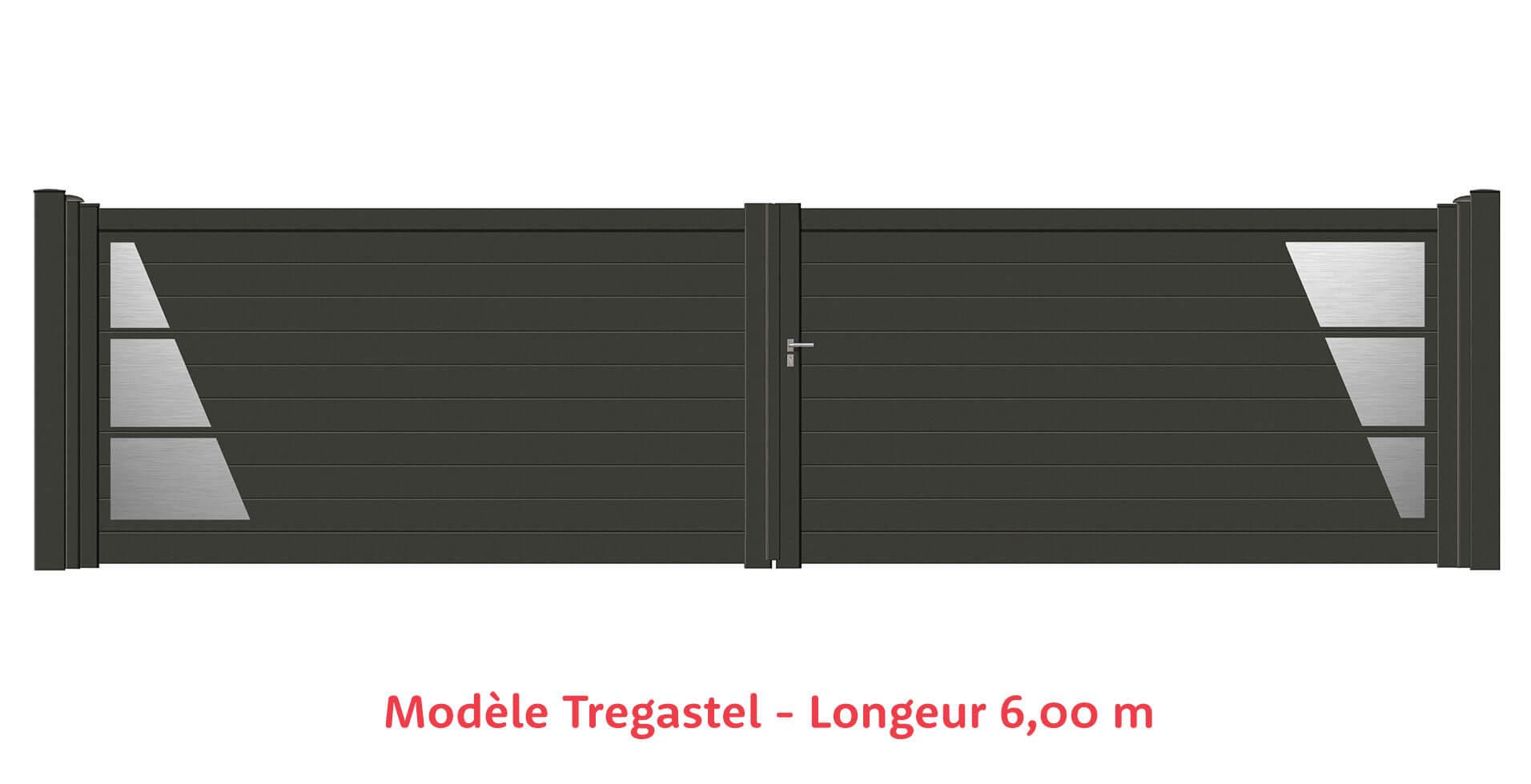 Modèle Tregastel - Longueur 6 mètres - Cofreco
